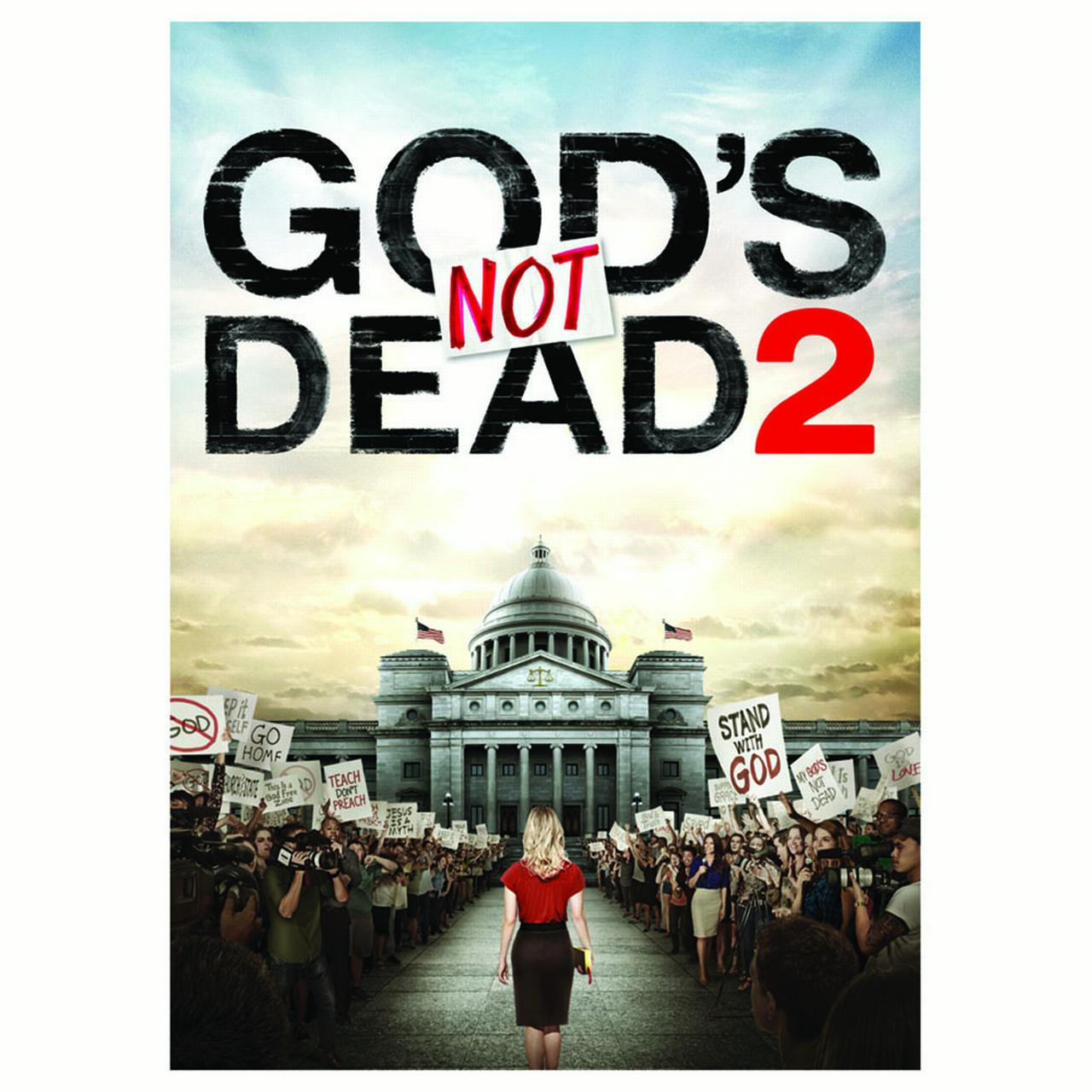 God's Not Dead 2, Christian Family Movie, DVD Movie Release