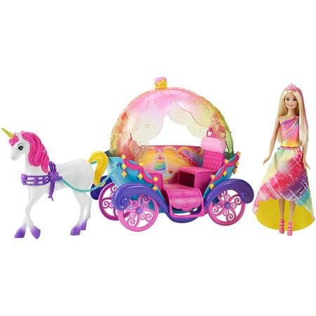 Barbie Dreamtopia Rainbow Cove Playset Ship From America Walmartcom