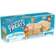 Kellogg's Rice Krispies Treats Original - 8 CT