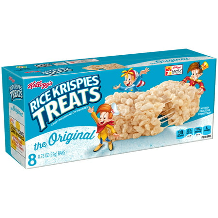 (11 Pack) Kellogg's Rice Krispies Treats Original - 8 CT (Rice Krispies Halloween Treats)