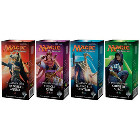 2018 Magic The Gathering Challenger Deck