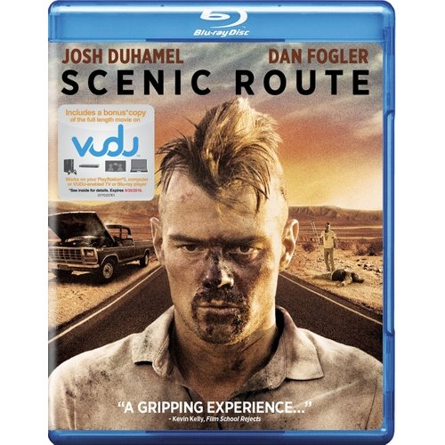 Scenic Route (Blu-ray + Digital Copy) (Walmart Exclusive)