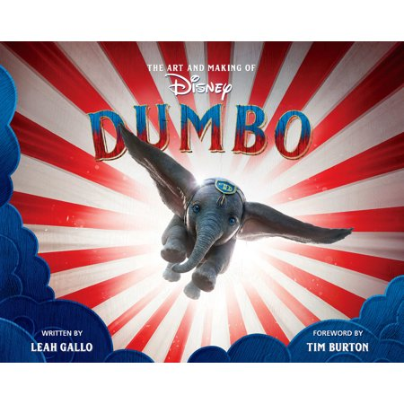The Art and Making of Dumbo : Foreword by Tim - Cheshire Cat Cosplay Tim Burton