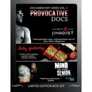 Documentary Series Vol. 1: Provocative Docs American Jihadist   Dirty Pictures   Mind Of The Demon: The Larry Linkogle... by