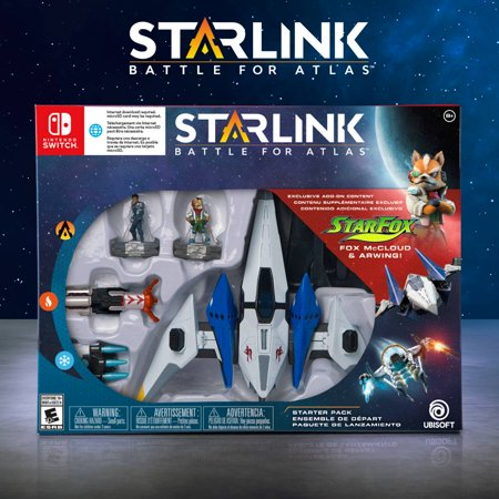 Starlink: Battle for Atlas Starter Pack, Ubisoft, Nintendo Switch, 887256032173