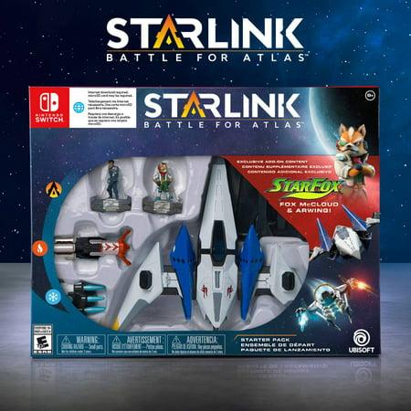 - Starlink: Battle for Atlas Starter Pack, Ubisoft, Nintendo Switch, 887256032173