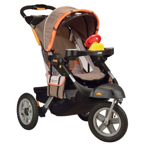 Jeep Baby Products Liberty X All-Terrain Stroller