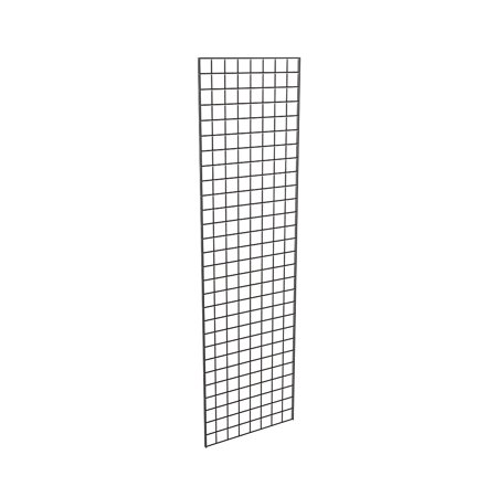 - Econoco Grid Panels for Any Retail Display, 2 feet Wide x 8 feet High, Black, Set of 3