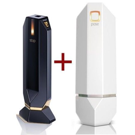 Tripollar Stop & Pose: Anti-Aging RF Treatment Machine for Face, Neck Firming * Anti-Cellulite Device, Eliminate Wrinkles, Repair Skin Rejuvenation Combo to Look (Best Way To Eliminate Wrinkles)