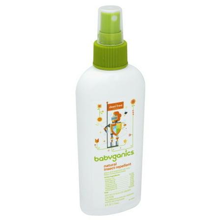 Babyganics Natural Insect Repellent, -