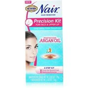 Nair Hair Remover Precision Face & Upper Lip Kit 1 Each (Pack of 2)