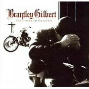 Brantley Gilbert - Halfway to Heaven - CD