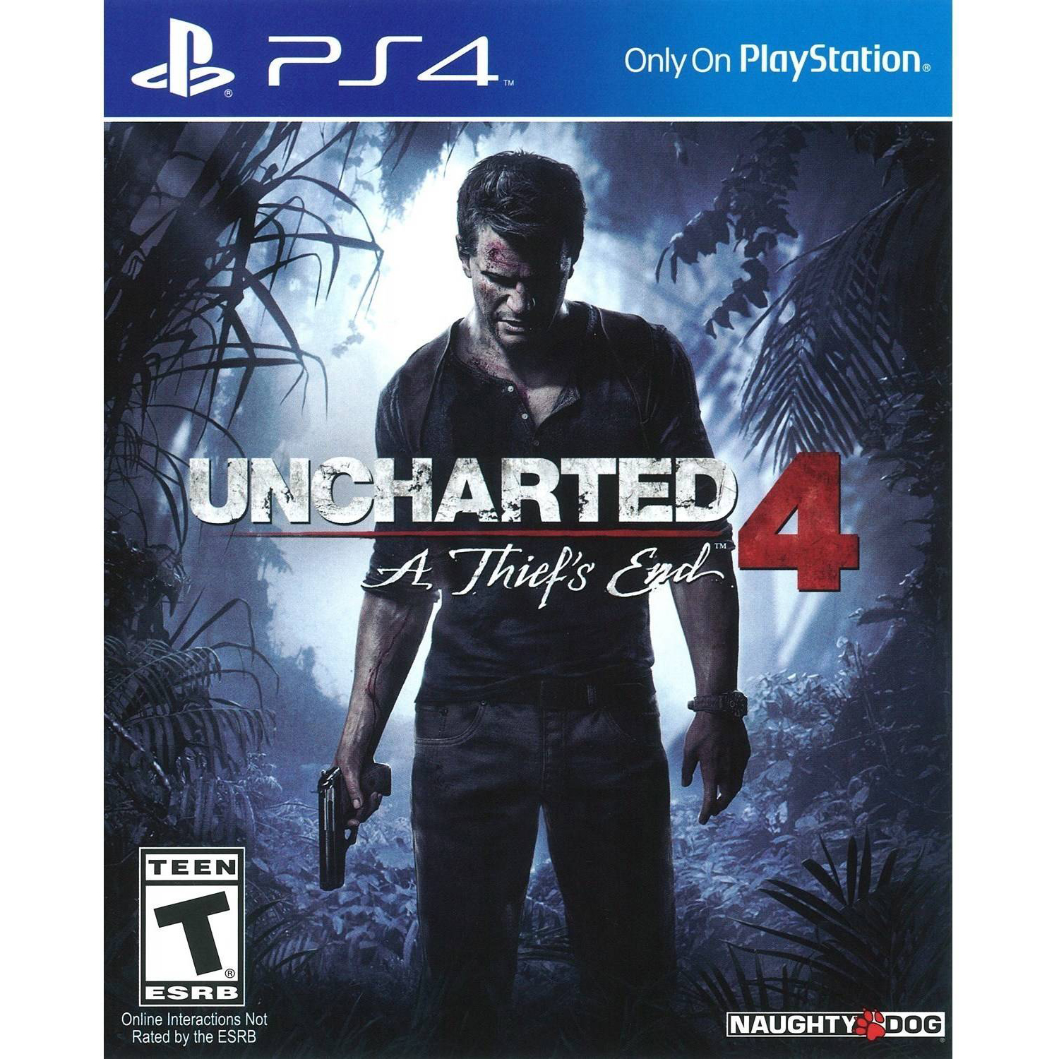 Uncharted 4: A Thief's End - PlayStation 4 [PlayStation 4]