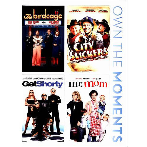 The Birdcage / City Slickers / Get Shorty / Mr. Mom (Widescreen)