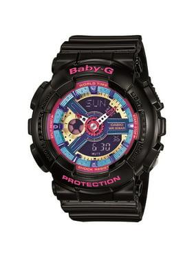 Casio Women's BA-110 Ani-Digi Baby-G Watch Series