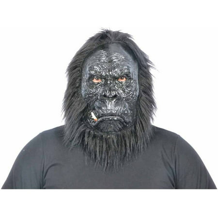 Tusk Chimp Mask Adult Halloween Accessory