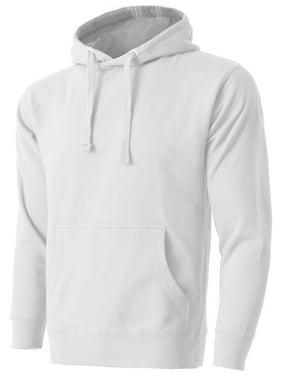 Mens Premium Big and Tall Pullover Hoodie Heavyweight Fleece Sweatshirt