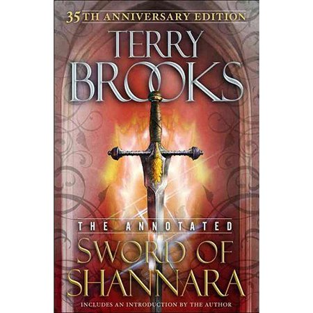The Annotated Sword of Shannara by