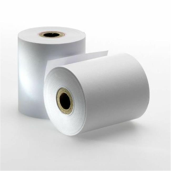 Adorable Supply B234150TC 1-Ply White Bond Paper Rolls  2.75 in. W x 150 ft. - image 1 de 1