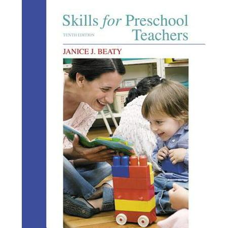 Skills for Preschool Teachers - Halloween Gifts For Preschool Teachers