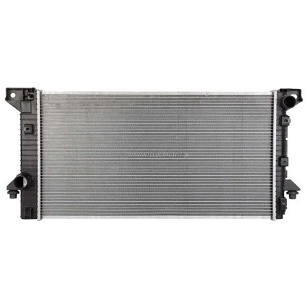 - New Radiator For Ford Expedition & Lincoln Navigator