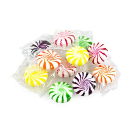Assorted Fruit Candy - Product of Quality Candy Fruit Starlight Assorted Candy, 5 lbs. [Biz Discount]