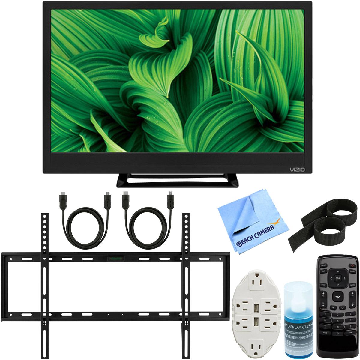 "Vizio D24hn-E1 D-Series 24"" Class Edge-Lit LED Smart TV +..."