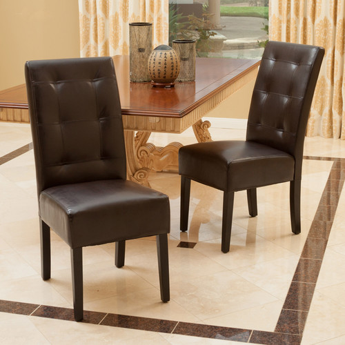 Home Loft Concepts Mira Side Chair (Set of 2)