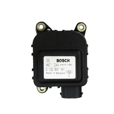 Bosch Heater Motor (NEW 24V MAN OEM BOSCH AIR VENT MOTOR FITS REVERSIBLE 0 132 801 141 0132801141 )
