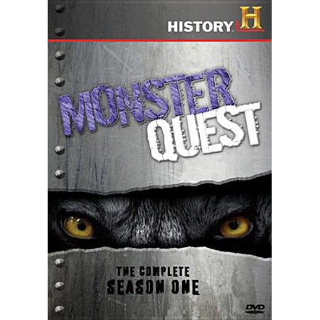 Monster Quest: The Complete Season One (Best Monster Quest Episodes)