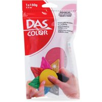 DAS, DIX00391, Color Modeling Clay, 1 / Pack, Red