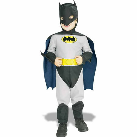 Rubies Baby Batman Costume Toddler Size - Toddler Batman Halloween Costumes