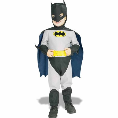 Batman Toddler Halloween Costume, Size 3T-4T