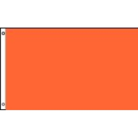 3x5 Polyester Flag, 3'x5' POLYESTER FLAGWalmartPLETE w/ GROMMET STRIP FOR ATTACHING TO POLE. By Orange,USA (Motorsport Flags For Sale)