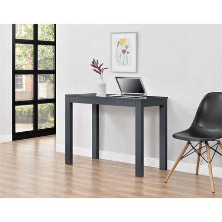 Mainstays Parsons Office Desk With Drawer Multiple Colors Walmart Com