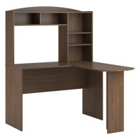 Altra Furniture Sutton L-Shaped Desk with Hutch
