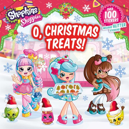 Shoppies O, Christmas Treats! (Christmas Treats For School)