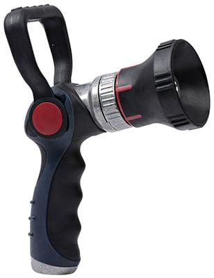 Fireman's Nozzle, Heavy-duty Metal, Melnor, 0402GT by MELNOR INC