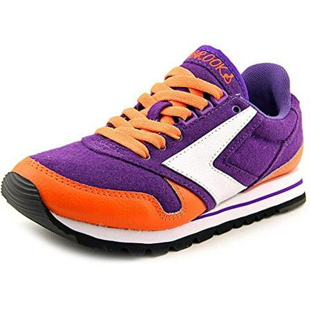 22a82f96fc3 Brooks - Brooks 120171-1B-857  Chariot Heritage Orange Purple Fashion Running  Women Size - Walmart.com