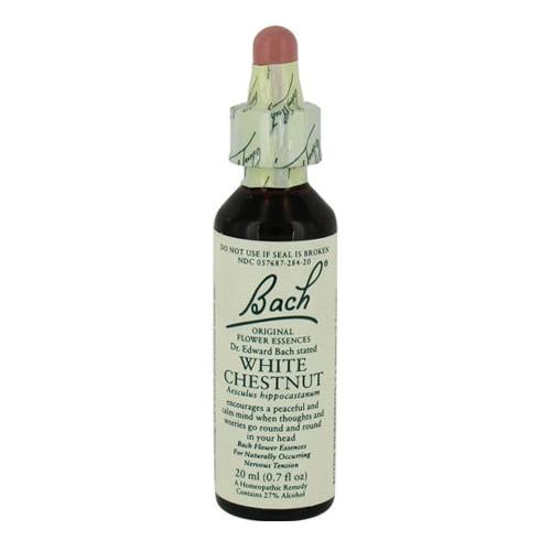 Bach Flower Remedies Essence White Chestnut - 0.7 fl oz