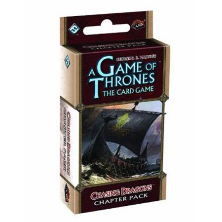 A Game of Thrones Lcg: Chasing Dragons Chapter Pack (Game Thrones Dragon)