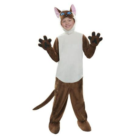 Child Siamese Cat - Siamese Costume