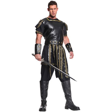 Roman Warrior Adult Halloween Costume - Samurai Warrior Halloween Costume