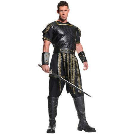 Roman Warrior Adult Halloween Costume - Xena Princess Warrior Costume