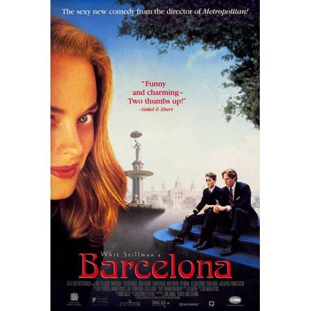 Barcelona POSTER Movie - Halloween Gay Barcelona