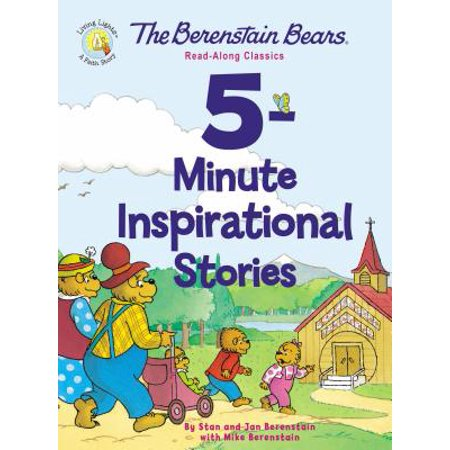 Berenstain Bears/Living Lights: The Berenstain Bears 5-Minute Inspirational Stories (Other) - Halloween Read Along Stories