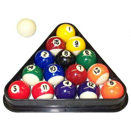 Mini Billiards Pool Ball Set, billiard-balls By DAD 5IVE ()