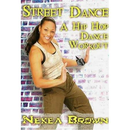 Hip Hop Dance Workout: Street Dance With Nekea (DVD)