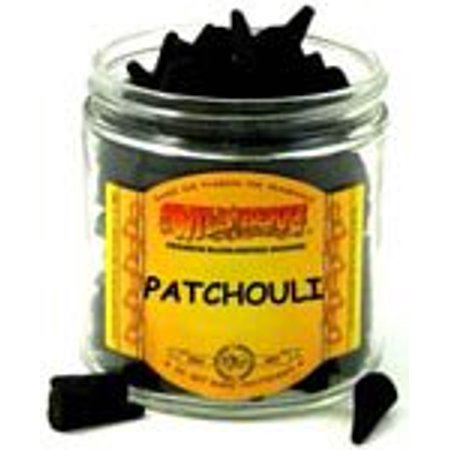 Patchouli - 100 Incense Cones..., By Wildberry Ship from (Incense Free Ship)