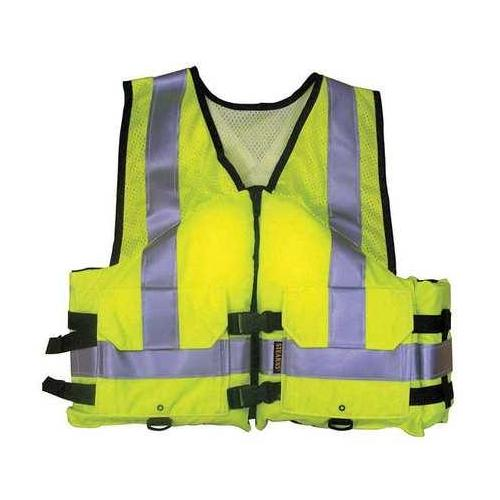 STEARNS I424YEL Work Zone Life Vest